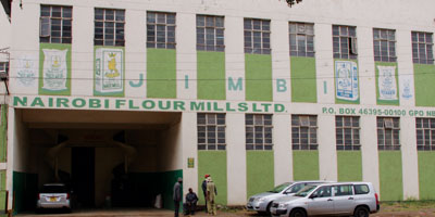 Nairobi Flour Mills Group